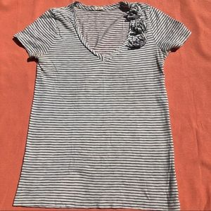 J Crew Factory size s striped top